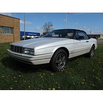 1989 Cadillac Allante for sale 100900991